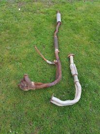 Mk1 Golf Exhausts