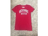 Abercrombie & Fitch t-shirt for sale, size S