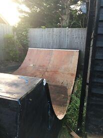Skateboard Halfpipe/Ramp
