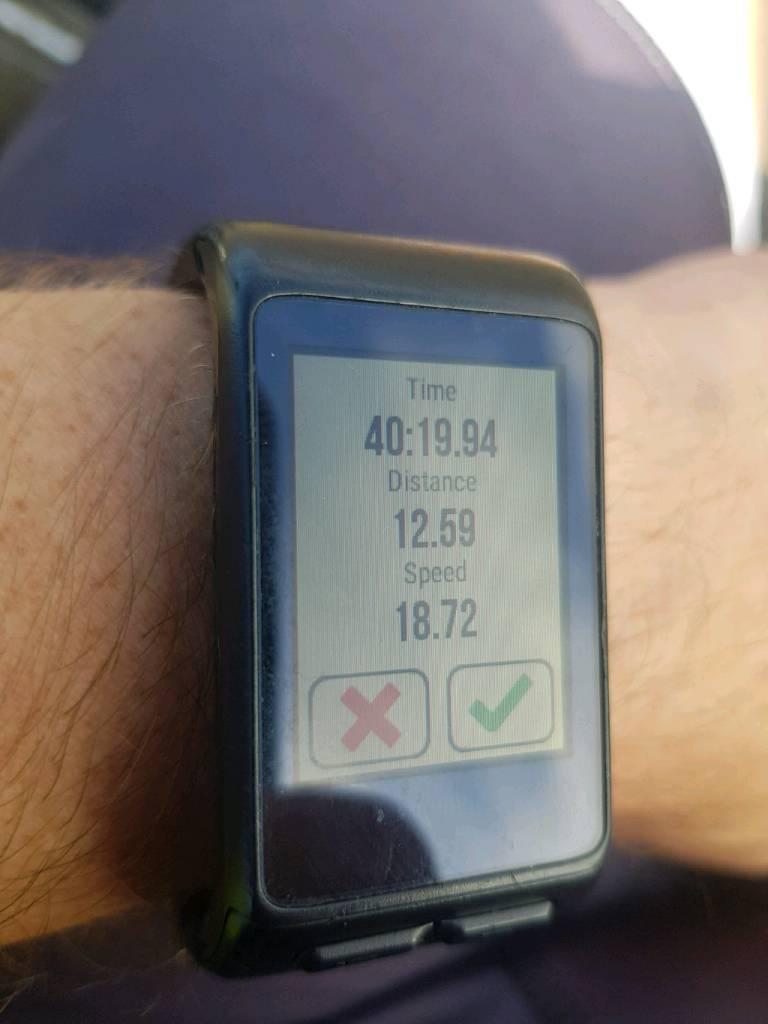 Garmin Vio Active HR GPS sports watch | in Bedlington, Northumberland |  Gumtree