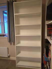 IKEA White Bookcase