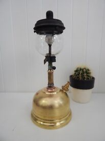 Vintage Oil / Gas Lamps & Heaters Complete & Parts Wanted (Repairs Also Carried Out)