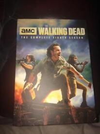 The Walking Dead season 8 boxset
