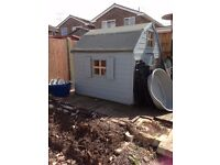 CHILDRENS BARN PLAYHOUSE £375