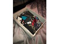 Box full of phone case
