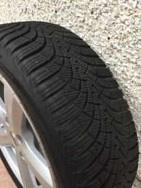 GOODYEAR TYRES. AND ALLOY WHEELS