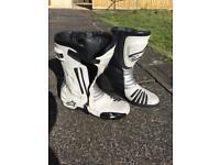 Alpine star boots