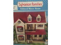 Sylvannian Families Oakwood Manor House