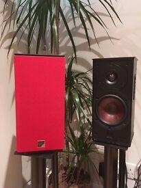 Dali Kubik Free + Xtra: Bluetooth Speakers, £900 new, Audiofile. Active, DAC, usb, Warranty