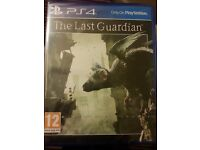 The last guardian ps4 brand new sealed new release