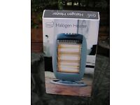 Halogen Heater, new in box, never been used