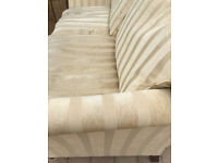 2 x DURESTA Ruskin Sofas - Top Quality Sofas **Delivery may be possible**