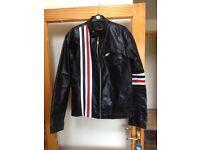 Easyrider style motorcycle jacket