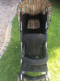 Double buggy tandem