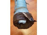 sleeping bag
