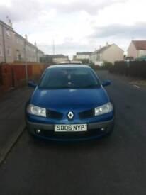 Renault megane swap or sale