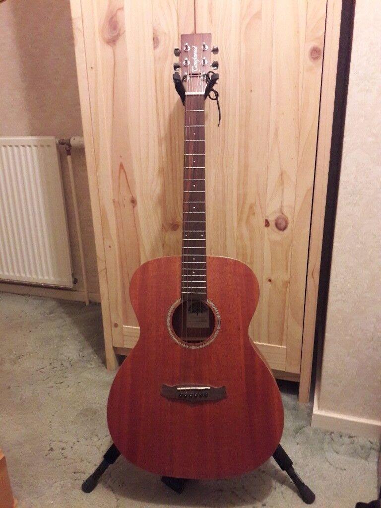 Acoustic Guitar (Electro Acoustic)