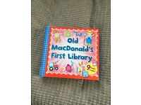 Baby board books gift box