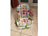 Booster Highchair Seat - good condition