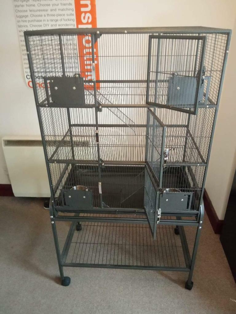 Ferrets Cage In Perth Perth And Kinross Gumtree