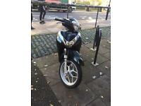 Honda sh 125 (2014) low mileage only 2000 mile perfect condition