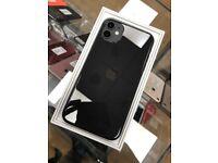 Apple iPhone 11 64gb Black Unlocked with WARRANTY