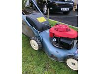 Honda isy lawnmower