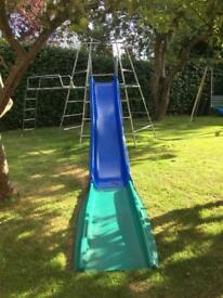 ***NO LONGER AVAILABLE*** Climbing frame with slide