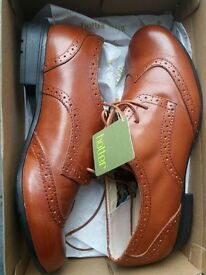 Hotter leather ladies shoes brand new 6.5