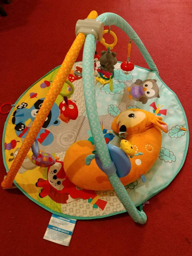 Fisher-Price CLJ47 Moonlight Meadow Deluxe Play Gym