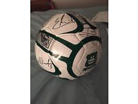 Official signed Plymouth Argyle football 2016/2017