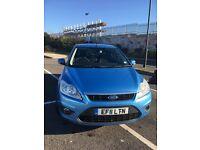 Ford Focus 1.6 tdci sport 2011 50k blue fantastic condition SAT NAV
