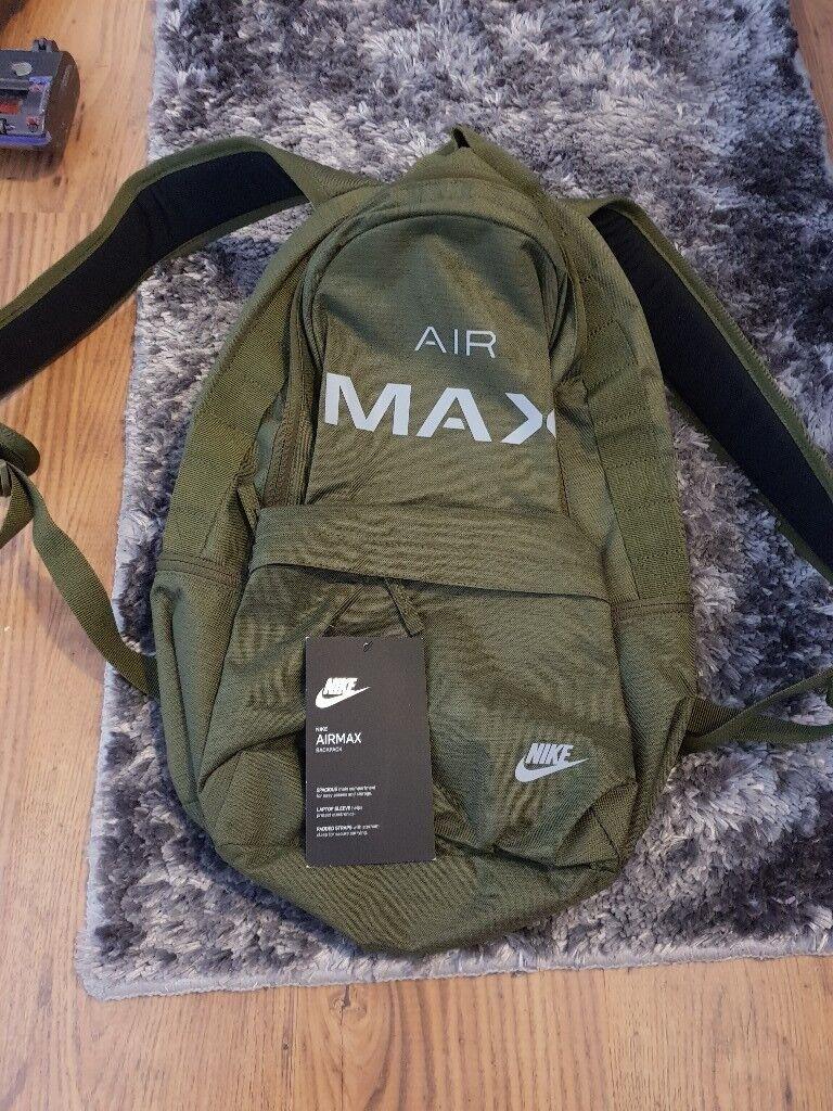 f095ee9ffcff8 Nike air max rucksack