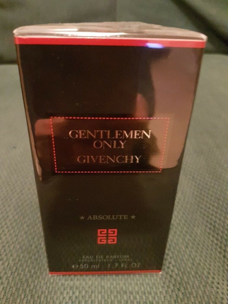 Givenchy Gentlemen Only Absolute Eau De Parfum 50ml In Original