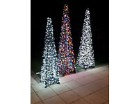 🎄🎄CHRISTMAS TREES 🎅 (Available in 6ft or 8ft)🎄🎄
