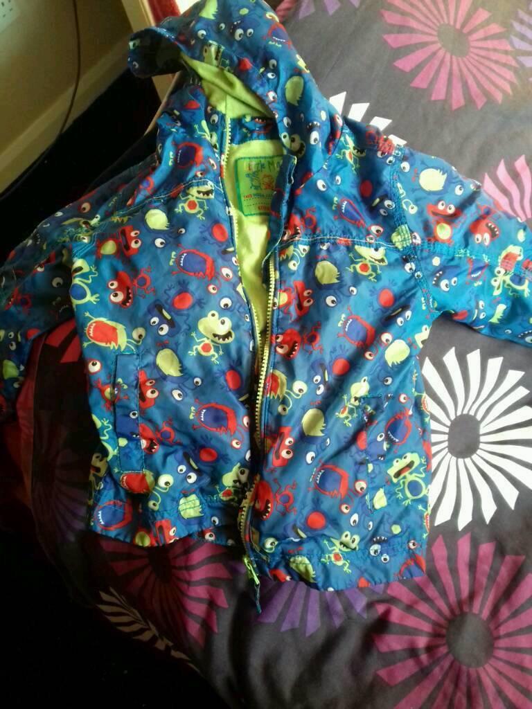 Boys 2-3 next jacket