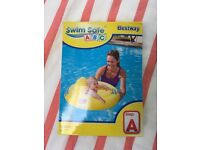 Bestway Safe Step Baby Support Swiming Pool Seat Ring Trainer Float 0-1 Years