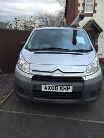 FOR SALE!! Very good condition Citroen dispatch van with low mileage (55'000 miles)