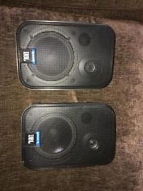 Jbl weather proof speakers