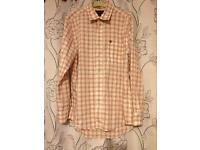 Brand new men's timberland shirt