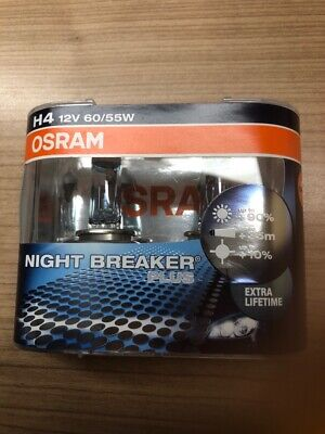 Osram Night Breaker 64193NBP 60/55W 12V P43T HCB2BOX 550798
