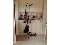 FOLDABLE 6 WAY GUITAR STAND