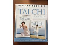 Tai Chi for health DVD and Book
