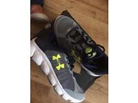 Brand new under armour trainers