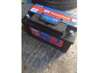 Bmw e46 320td battery