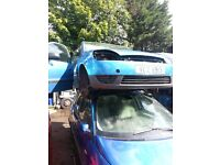 2004 FORD FIESTA 1.2 DURATEC BREAKING FOR PARTS
