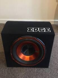 Edge Car Subwoofer - 12 Inch / 900 Watts