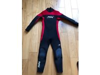 Child's wetsuit - age 5-6