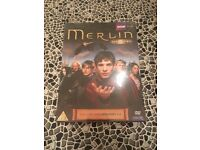 Merlin series two volume one DVD Brand New & Wrapped