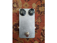 Hand built Fuzzrite fuzz / distortion pedal